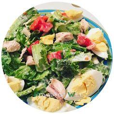 🍃6 салатов с куриной грудкой на любой вкус <br> <br>Белковый салат идеально дополнит как обед, так и ужин! 👍<br><br>1. Вареное куриное филе + вареные яйца + помидор + листья салата + натуральный йогурт<br>2. Вареное куриное филе + листья салата + сыр фета + ржаные сухарики<br>3. Куриное филе обжа..