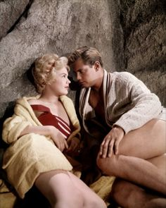 Sandra Dee and Troy Donahue, A Summer Place (Delmer Daves, 1959)
