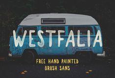 WESTFALIA — Pixel Surplus   Resources For Designers