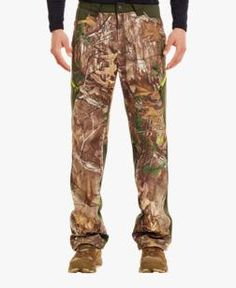Men's UA Scent Control Early Season Hunting Pants