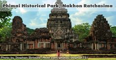 It is placed on UNESCO's tentative list for future listing as a World Heritage Site. #NakhonRatchasima #Travel #Thailand #History #Korat