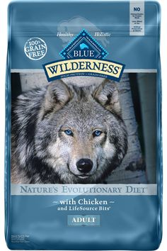 Wilderness Chicken Recipe Grain-Free Dry Dog Food #dog #dogfood #sponsored #affiliate Duck Recipes, Salmon Recipes, Grain Free Dog Food, Free Food, High Protein Dog Food, Chicken Recipes Dry, Dog Food Reviews, Dog Food Brands, Free Chickens