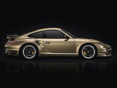 Porsche 911 Turbo S (997) Anniversary Edition