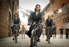 call the midwife I love my British Dramas! Really want to read the book now!