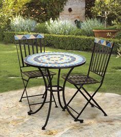 Mira qu sencillo y moderno comedor para la terraza las for Easy terrazas chile