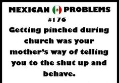 Mexican problem. Ouch!
