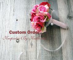 Custom Listing for Emily by KeepsakesByKatherine on Etsy