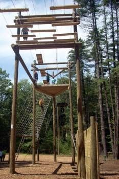 Obstacle courses are awesome!
