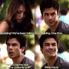 Damon and Elena season 5