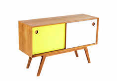 Thor Buffet by Mid Century Classics From Control Brand on Modern Furniture, Home Furniture, Furniture Design, Furniture Market, Vintage Furniture, Oslo, Dresser, Table Storage, Dot And Bo