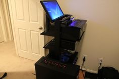 Custom Built Home Server That Also Looks Great In The House