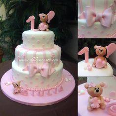 Il 1° compleanno della piccola Giulia