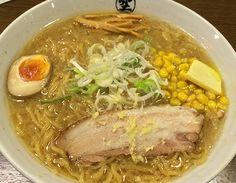 札幌駅のラーメン共和国でラーメンするなら空(そら)の味噌で決まり