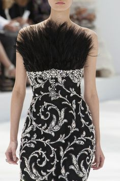 Défile Chanel Haute couture Automne-hiver 2014-2015 - Détail 129