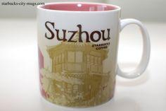 CHINA ICONS | Starbucks City Mugs