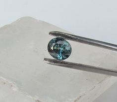 Blue Green Sapphire Oval Shape Loose Faceted by PristineGemstones, $330.00