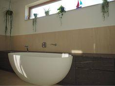 Freistehende Badewanne Piemont Medio #baedermax #badewanne #badezimmer  #badideen Das Schöne Farbspiel Von