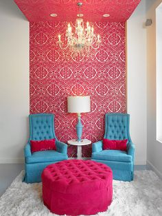 Polished Salon and Nail bar, Atlanta Designed by Michael Habachy