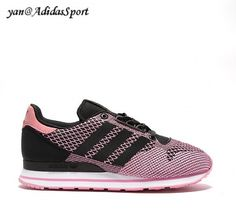 sneakers for cheap 616b3 ba512 Adidas Originals ZX 500 women OG Weave sneakers black pink HOT SALE! HOT  PRICE!