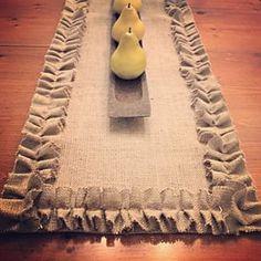 Instagram photo by daphnehomestore - #keten #linen #çuval #tabledecor #tablesettings #tablerunner #peçete #amerikanservis #runner #masaörtüsü #placemat #sofra #design #dekorasyon #home #ev #evtekstili #elişi #mutfak #handmade #daphnehomestore