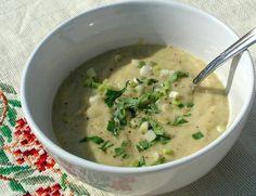 - Oats and leek soup. Classic Irish soup, very similar to Leek ...
