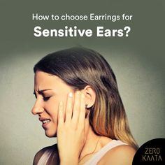 Sensitive ears is not an uncommon problem. Many women face it. The range of the problem can be from slight itchiness to pus and blood formation. Read all about it. #sensitiveears #hypoallergenicearrings #hypoallergenicjewelry #hypoallergenicjewellery #zerokaatastudio #jewelerytrend #jewelerytrends #jewelryblogger #jewelryblog #jewelrydesigner #jewelrymaker #diyjewelrymaking #diyjewelry #tiktok #instagramjewelry #worldjewelryofinstagram #jewelryoninstagram #fashionhacks #fashionblogging