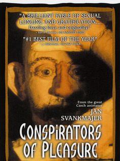 Conspirators of Pleasure (1996) - Jan Svankmajer   Synopsis, Characteristics, Moods, Themes and Related   AllMovie