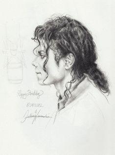 Michael Jackson. Happy Birthday LadyCapulet102