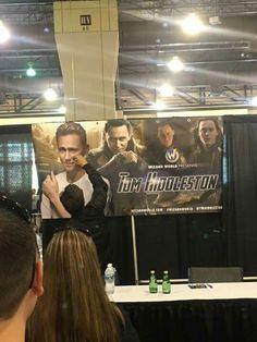 Sebastian drawing on Tom's face.
