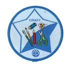 Guide Craft Badge - 2013 onwards