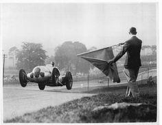 Donington Park 1931