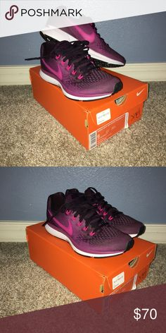 0ebf10d59c8e Women s Nike Air Zoom Pegasus 34 size 6 never worn (brand new) comes with  box Nike Shoes Athletic Shoes
