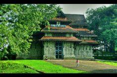 Vadakkunnatha Temple, Thrissur, Kerala, India.
