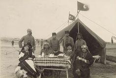 35-SUREYA BEY, COMMANDER OF THE CAMEL CORPS, 1915