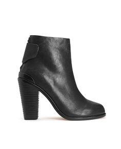 rag & bone Official Store, Kerr Boot - Black, black fa, Womens : Shoes : Boots, W0008559A