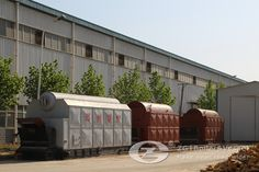 75ton biomass power plant boiler in malaysia