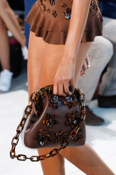 Michael Kors Collection Spring 2017 Ready-to-Wear Accessories Photos - Vogue