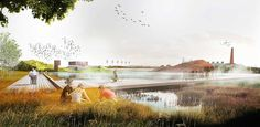 7 | C. F. Møller Architects, Energy, Climate and Environmental Park, Hillerød (Denmark)