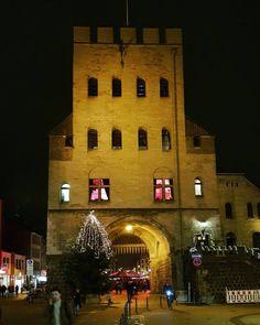 The Castle #Castle #Portal #Cologne #Severinstorburg #Köln...