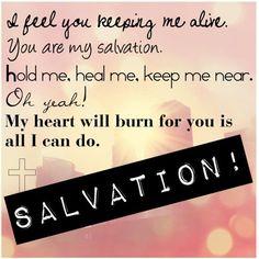"""Salvation"""