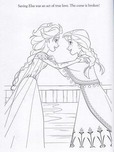 329 Best Frozen Images Coloring Pages Coloring Books Vintage