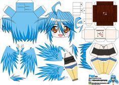 Hazlo tu mismo Papercrafts de Anime y más (segunda parte)