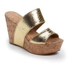 Nine West 'Larysa' Wedge Sandal