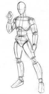 Resultado de imagem para desenho torso masculino