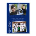 Lots Of Shots Back Side Photo Graduation Veterinary Assistant Invitation. Just added, 2017 veterinary D.V.M. graduation announcement designs, discounted 79 cents veterinarian graduate invitations, and creative vet animal doctor graduating cards, all ideal for personalizing with your own wordings at InvitationsByU.com