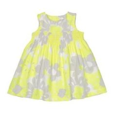 """Carter's Girls 2-piece """"Dress Me Up"""" Yellow and « Clothing Impulse"""