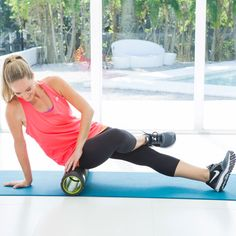 Want to reduce stiffness and pain and improve your overall performance on your next workout? Check out these foam roller exercises for the most important spots to target before you hit the gym.