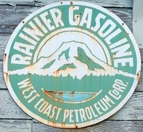 Rainier Gasoline | Flickr - Photo Sharing!