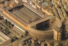 """Teatro Romano  """"Pompeya""""  Edificio   público  en  esta  ciudad que   estuvo en funcionamiento desde el  año 55 A.C  hasta  el  siglo  V D.C Fue  uno de los teatros mas destacados."""