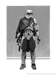 Troopers on ArtStation at https://mack.artstation.com/projects/3OVD2